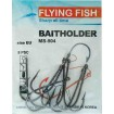 Крючок Flying Fish Baitholder (Ring, BN) 5 шт. №4/0