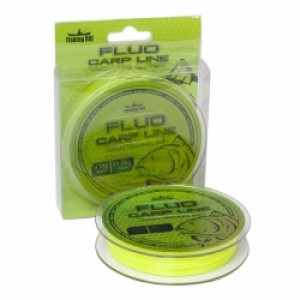 Леска Fishing Roi Fluoro Carp Line d=0,309mm 11-95kg 350m