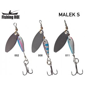 Блесна Fishing ROI Malek S 10gr  (5 шт/уп)