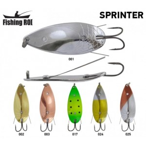 Блесна Fishing ROI Sprinter 21gr  (5 шт/уп)