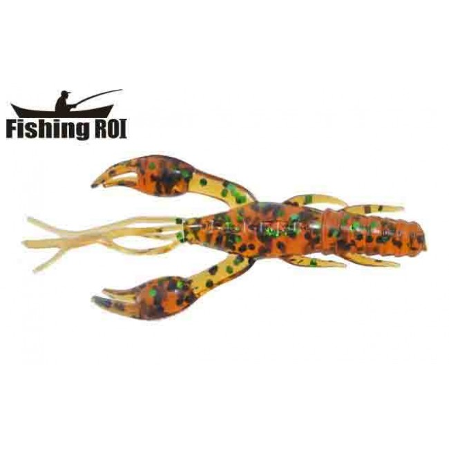 Силикон Fishing ROI Crayfish 38mm  D010 (15шт) (кор50уп)