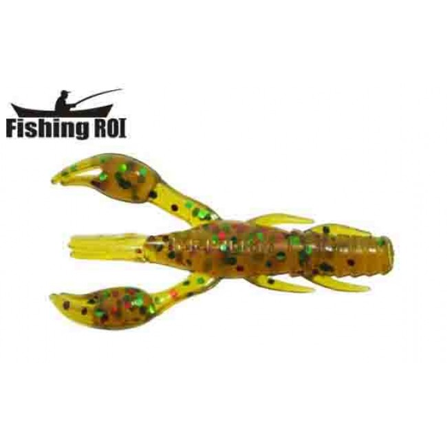 Силикон Fishing ROI Crayfish 38mm  D057 (15шт) (кор50уп)