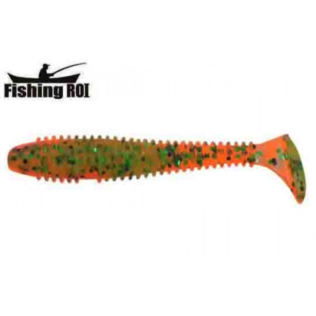 Силикон Fishing ROI Fatty Shad 95mm  S153 (6шт) (кор20уп)