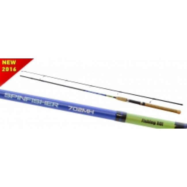 Спиннинг Fishing Roi Spinfisher 10-30g 2.70m